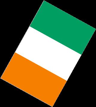 Bandera nacional de Irlanda