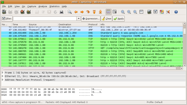 Image result for wireshark
