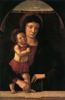Image result for Madonna with Child 1450