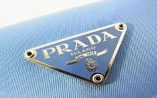 Image result for Prada logo