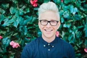 Image aftereffect for tyler oakley youtube story