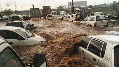 South Africa: Flash floods kill six people in Johannesburg