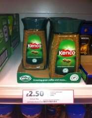 Image result for kenco at tesco