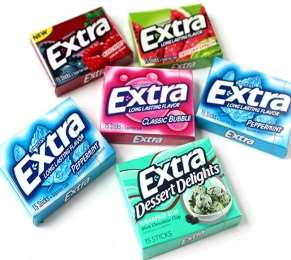 Image result for extra gum