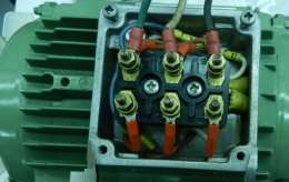 Image result for what is meant by electric motor terminal box