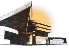 Znalezione obrazy dla zapytania Le Corbusier's Gymnasium in Baghdad