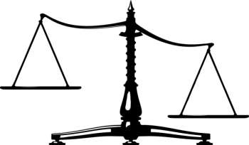 Image result for law scale clipart